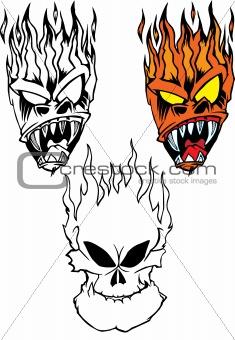 Fire heads