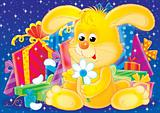Yellow bunny