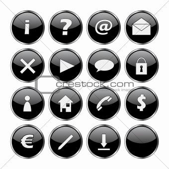 Web icon set part 1