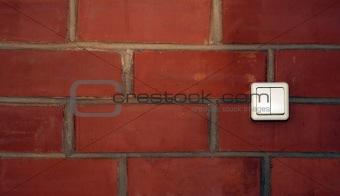 Bricks in line