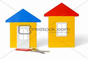 Houses and Keys