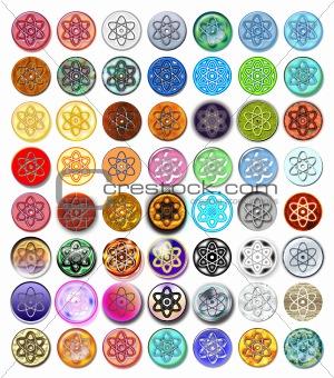 Atom nucleus 3