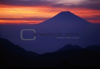 Sacred Fuji