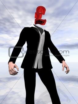Pound Man 18