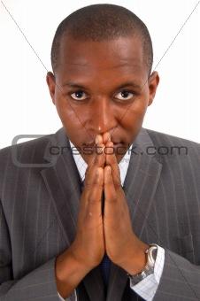 Prayerful Man