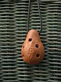 Ocarina— eight-holed musical instrument