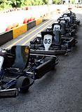 Go carting