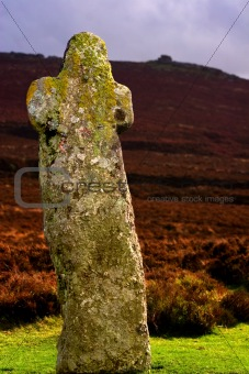 Ancient stone cross
