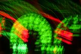 Blurred Speedometer