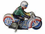 tin toy motorcycle 2