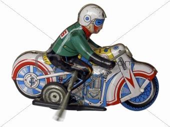 tin toy motorcycle 2