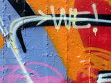 Graffiti lettering (WE!)