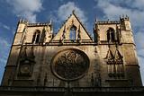 Saint-Jean Cathedral, Lyon