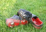 boots after a match