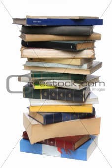 Big pile of books