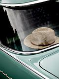 hat on the hatrack