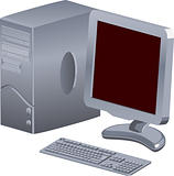 computer with tft
