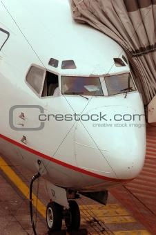Aircraft, fuel