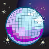 disco or mirror ball