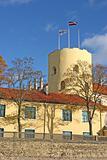 Riga castle (Riga, Latvia)