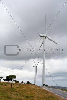 A windmills