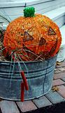 Jack-o-lantern for halloween