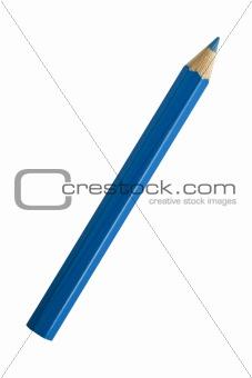 A Blue Pencil