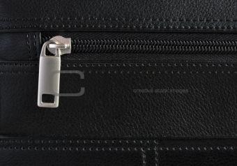 Briefcase Zip Detail