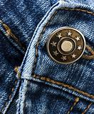Jeans button Detail