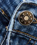 Jeans button Detail