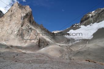 Ascending Aconcagua