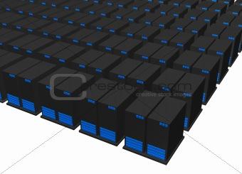 Business File Backup Data Servers