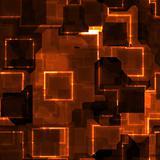 glowing geometrics