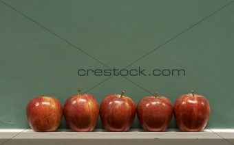 school apples