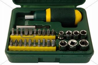 Tool kit.