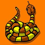 Sucky Color Combo Generic Snake