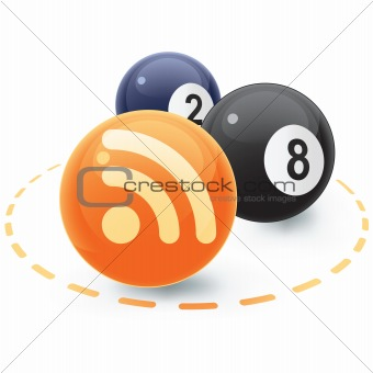 RSS pool ball concept