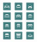 Cars icon-set