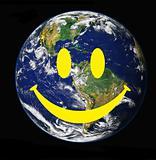 Smiling world