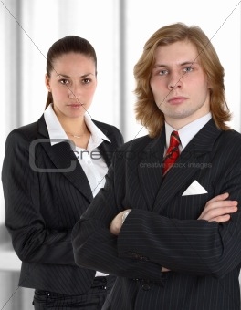 business couple before window 2