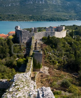 Fortress and walls
