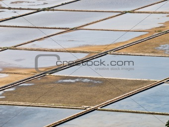 Ancient Salt Pans