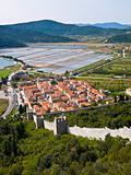 Ston panorama
