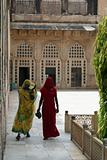 Indian girls in Jaipur