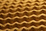Brown zigzag texture
