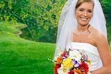Springtime bride