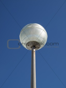 city street lamp