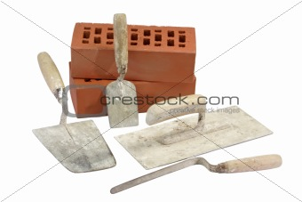 Used Brick Trowels