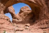 Double Arch Utah USA (FE)