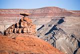 Mexican Hat Rock Utah USA (JP)